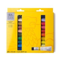 Galeria Acrylic Paint 20 x 12ml Tube Set